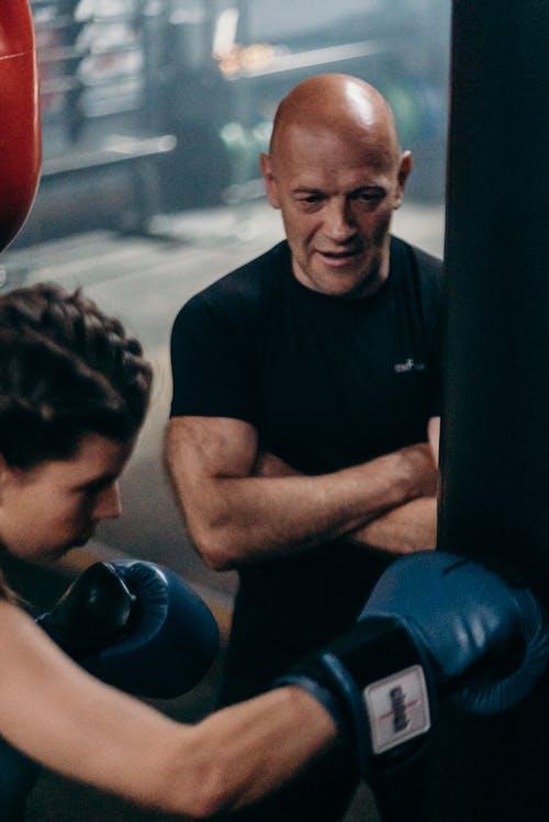 Gratis stockfoto met boksbal, boksen, bokser