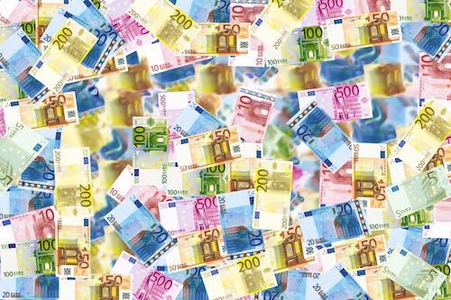 Základová fotografie zdarma na téma bohatství, ekonomika, hotovost, měna