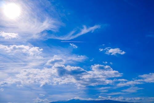 Photos gratuites de bleu, ciel, jour