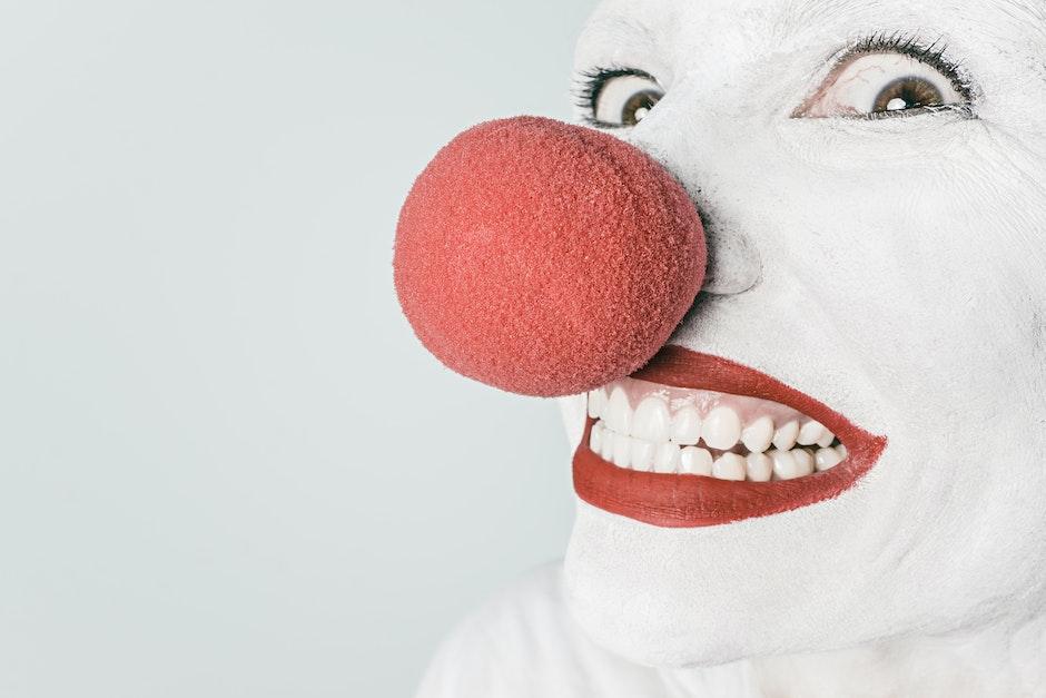 artist, circus, clown