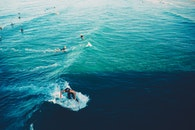 waves, surfing, surfers
