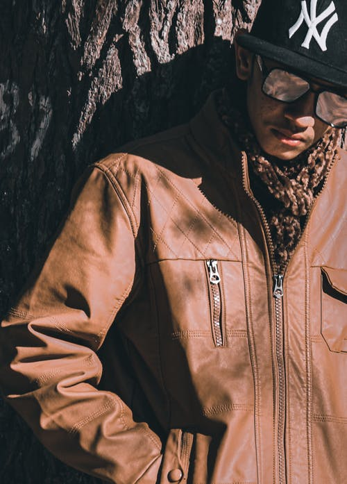 Free stock photo of brown, contrasting, fashion, guy