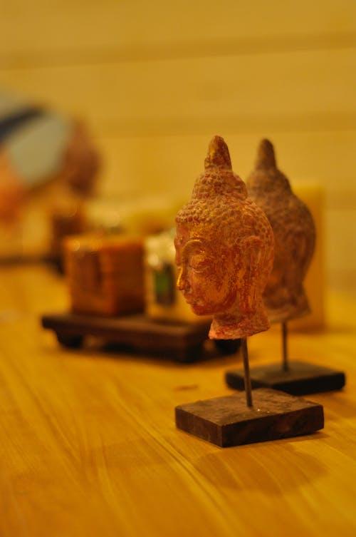 Free stock photo of buddah, decor, figurine, statue