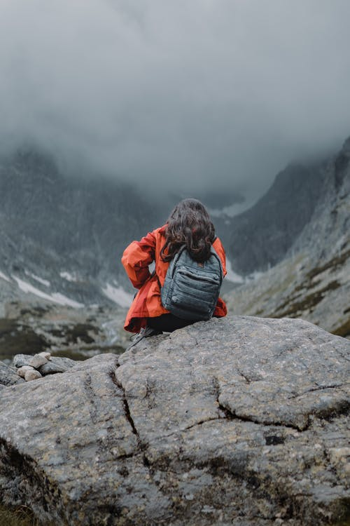 Gratis stockfoto met avontuur, backpack, backpacker, berg