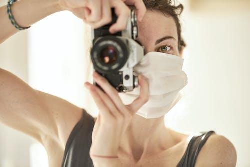 Kostnadsfri bild av coronavirus, elegant, film, flicka