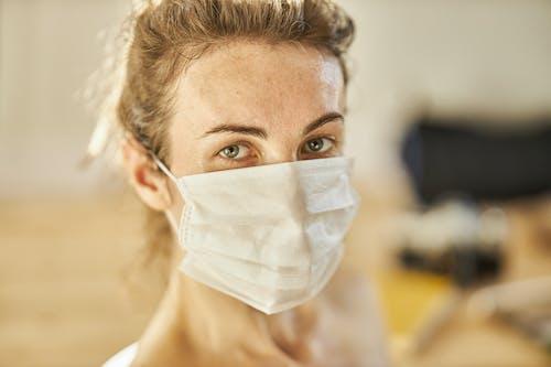 Kostnadsfri bild av ansikte, attraktiv, behandling, coronavirus