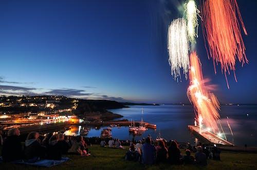 Gratis stockfoto met blauw, Cornwall, engeland