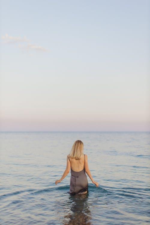 Ảnh lưu trữ miễn phí về bầu trời, biển, biếu, bờ biển