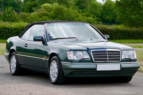 Foto d'estoc gratuïta de alemany, cotxe clàssic, descapotable, mercedes-benz
