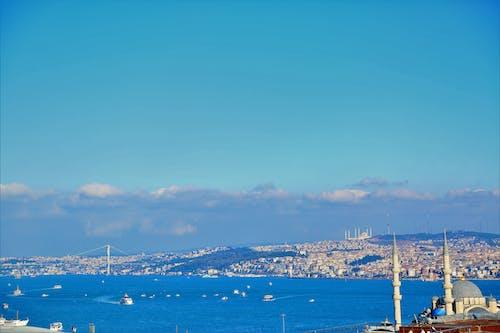 Kostenloses Stock Foto zu deniz, manzara, şehir