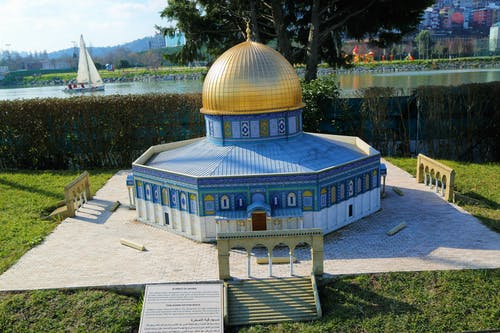 Kostenloses Stock Foto zu cami, islam, kubbe, kudus