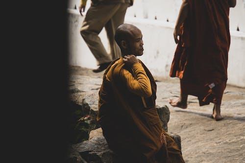 Základová fotografie zdarma na téma budismo, mnich, monako, Srí Lanka