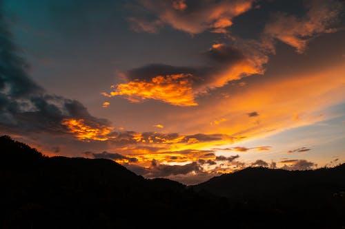 선셋, 스리랑카, 자연의 무료 스톡 사진