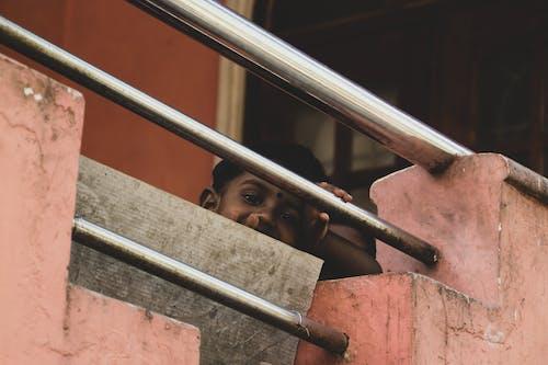 발 비나 buddhista, 밤비 나 인디애나, 베이비 인도, 스리랑카 소녀의 무료 스톡 사진