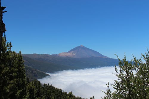 Photos gratuites de volcán teide