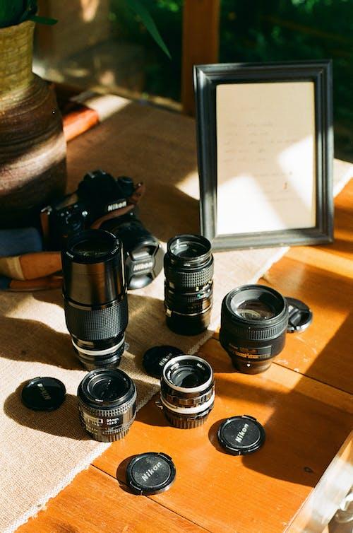 Gratis arkivbilde med 35 mm, Analog, antikk, blenderåpning