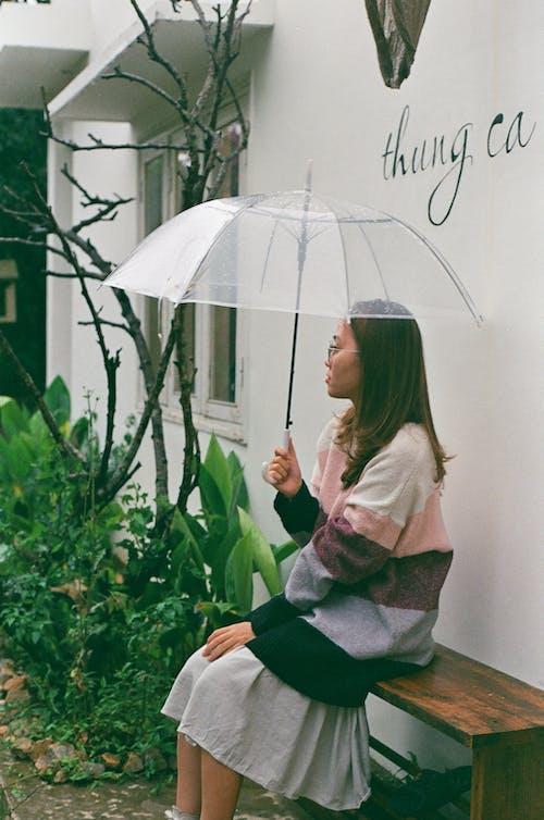 Ingyenes stockfotó 35 mm, esernyő, esik, esik az eső témában
