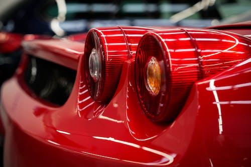 Free stock photo of car, ferrari, red