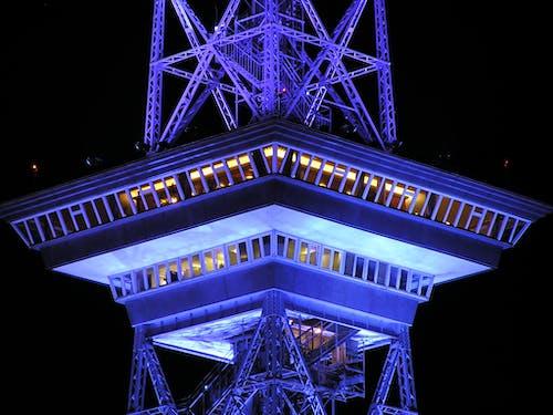 คลังภาพถ่ายฟรี ของ กลางคืน, จุดสังเกต, มุมมอง, สถาปัตยกรรม