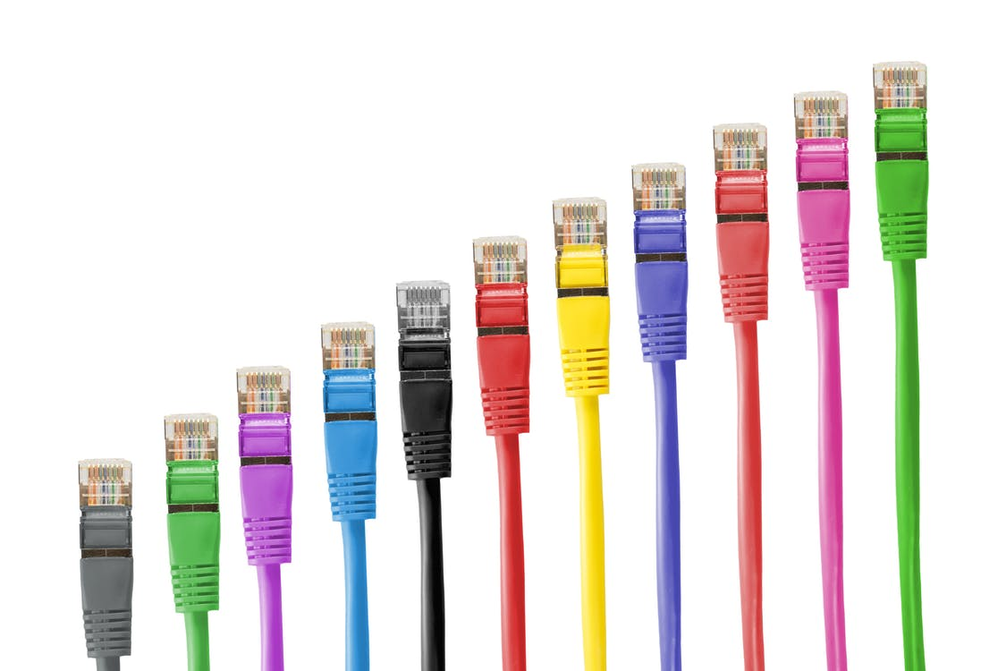 Colorful Ethernet Cable