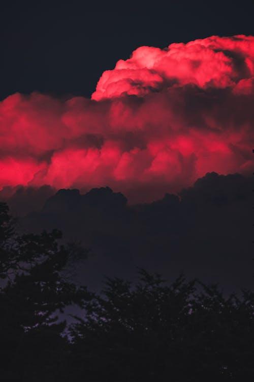 Základová fotografie zdarma na téma estetický, hvězda, mrak, mraky