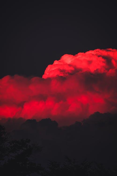 Základová fotografie zdarma na téma estetický, hvězdy, mrak, mraky