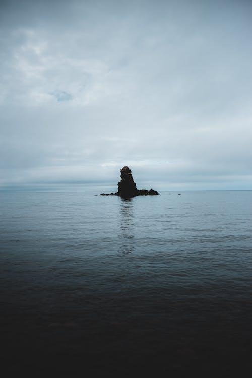 Бесплатное стоковое фото с copy space, аквамарин, атмосфера