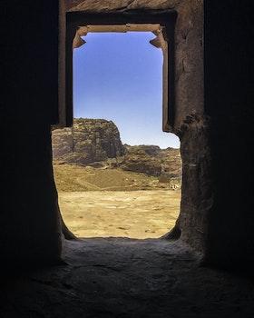 Free stock photo of petra, jordan