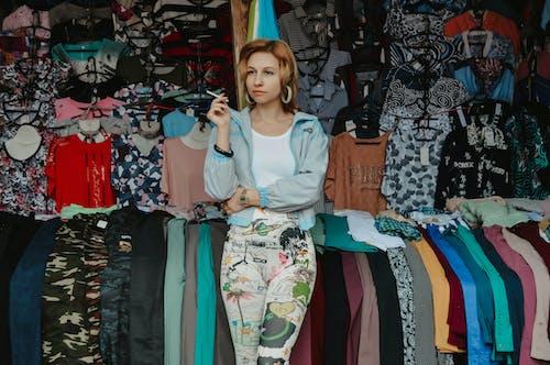 Základová fotografie zdarma na téma akcie, butik, dospělý, figurína