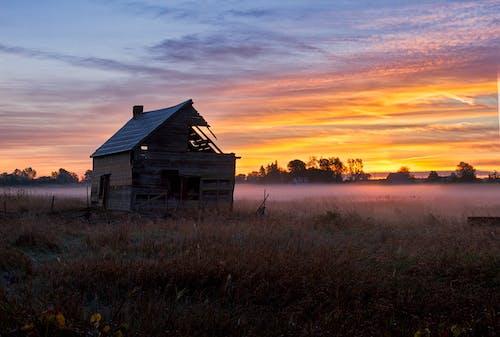 Základová fotografie zdarma na téma budova, doma, dům, farma