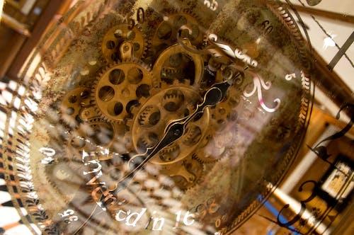 Free stock photo of unique clock, yacht my legend