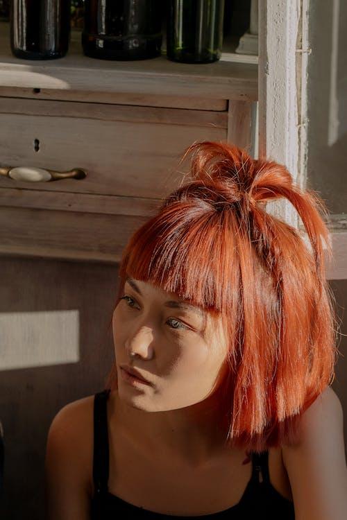 Gratis stockfoto met appartement, Aziatische vrouw, binnen