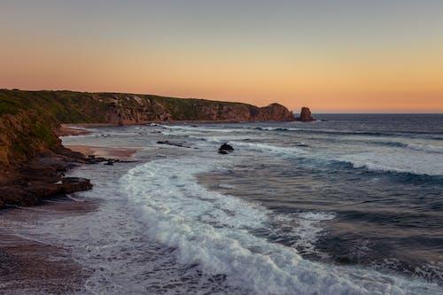 Immagine gratuita di acqua, alba, australia