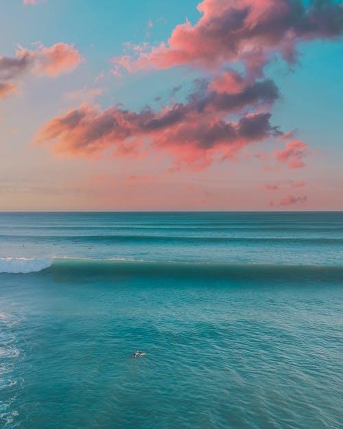 Gratis arkivbilde med dramatisk himmel, hav, natur