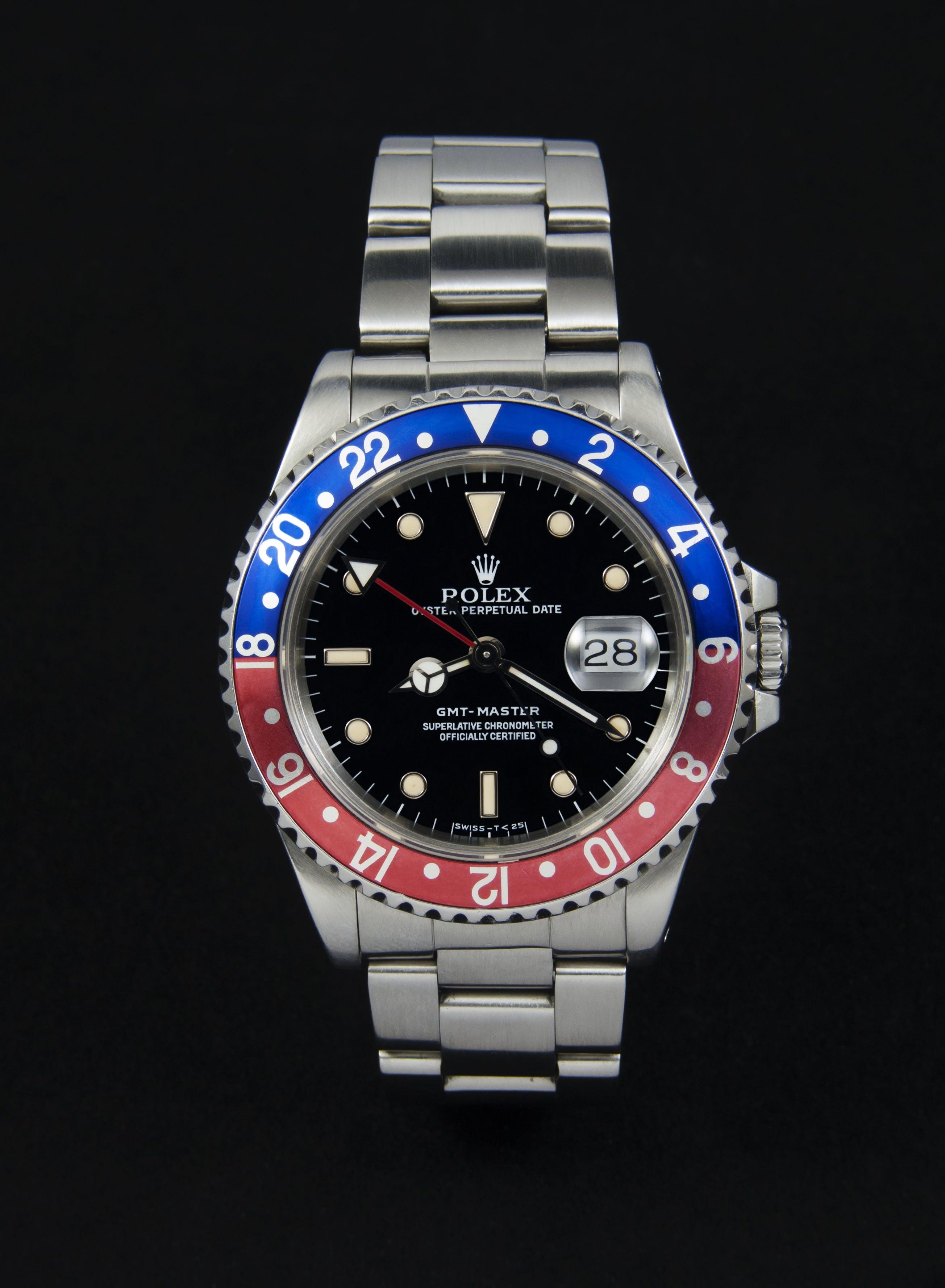 Free stock photo of luxury, watch, clock, analog