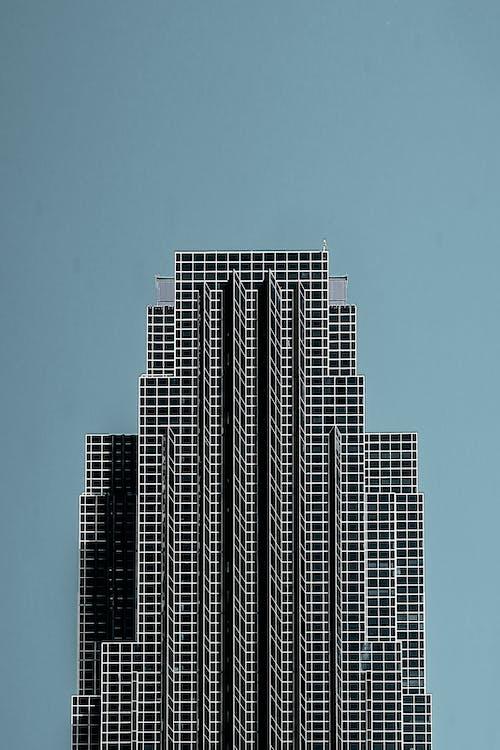 Immagine gratuita di alto, architettura, articoli di vetro, business