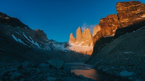 Immagine gratuita di cile, escursionismo, meraviglie, montagne