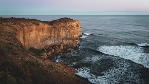 Immagine gratuita di acqua, alba, crepuscolo, greatoceanroad