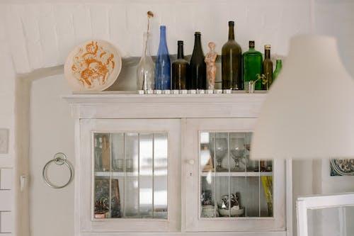 Imagine de stoc gratuită din acasă, alb, apartament, bucătărie