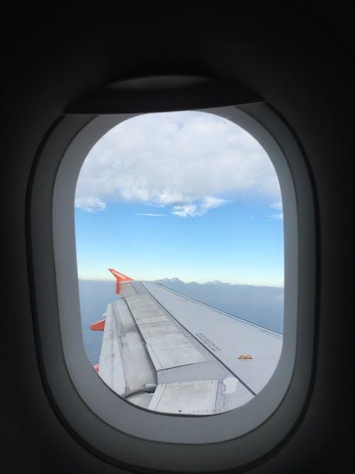 Free stock photo of travel, window shot