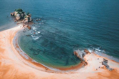 Gratis stockfoto met blauwgroen, eiland, h2o, kust