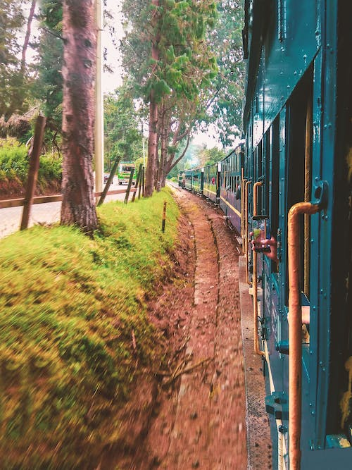 Free stock photo of coonoor, india, ooty, toy train