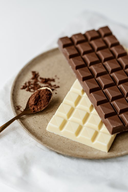 Photo Of Sweet Chocolates On Plate