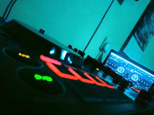 Free stock photo of deejay, music, nightlife, pioneer