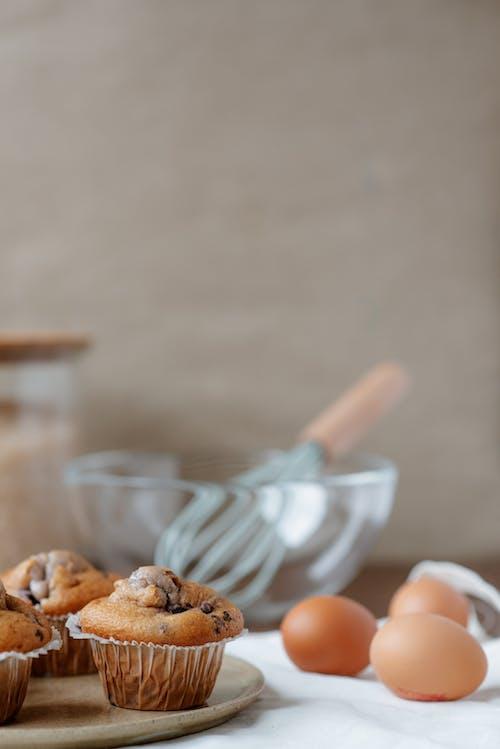 Fotos de stock gratuitas de adentro, angulo alto, apetitoso, azúcar