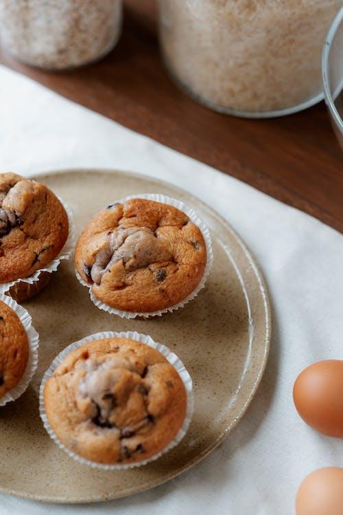 Fotos de stock gratuitas de angulo alto, apetitoso, batería de cocina, capricho