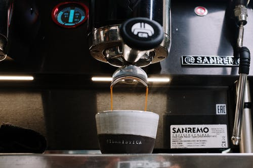 エスプレッソ, エスプレッソマシン, カップ, カフェの無料の写真素材