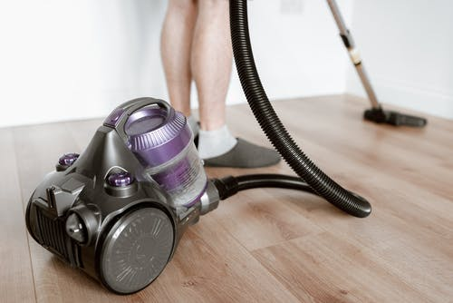 Make sure to clean your vacuum after every use
