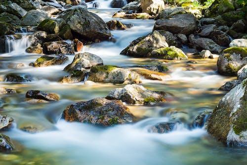 Photos gratuites de cailloux, cascade, cascade cascade