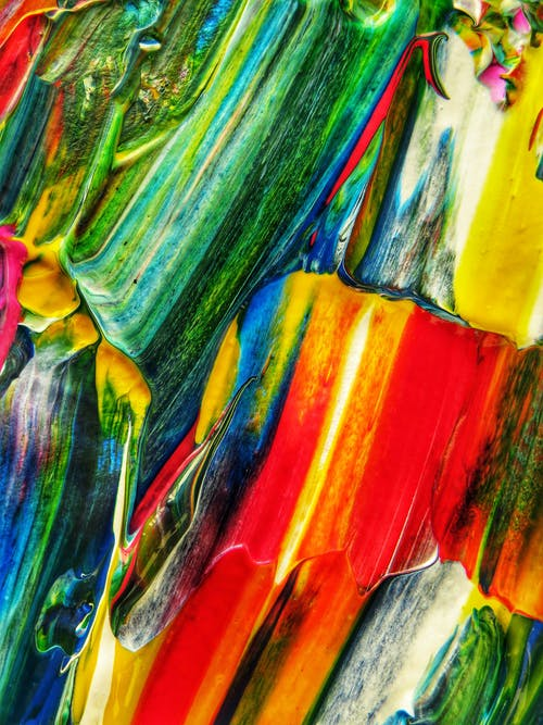 Free stock photo of abstract, acrylic paint, art, background